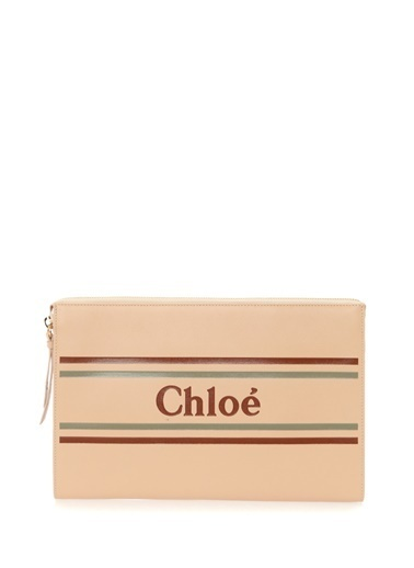 Chloe Clutch / El Çantası Bordo